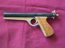 Самодельный пистолет - инструкция по изготовлению своими руками
