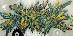 Стиль граффити как способ самовыражения райтера