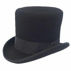 Шляпа-цилиндр - аксессуар из прошлого