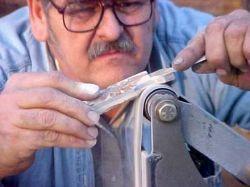 Как изготовить ножи своими руками