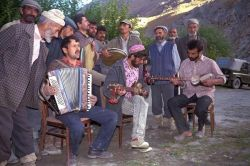 Памирская свадьба: традиции
