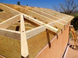 Как построить крышу своими руками - этапы строительства