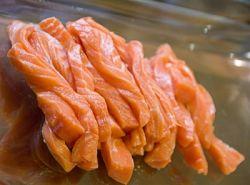 Как солить рыбу на дому