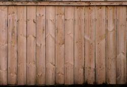 Заборная доска – превосходный материал