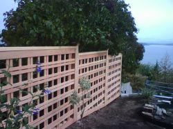 Строим деревянный забор своими руками