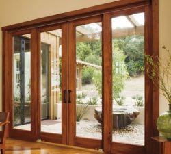 Отличное решение для квартиры - раздвижная дверь, своими руками изготовленная