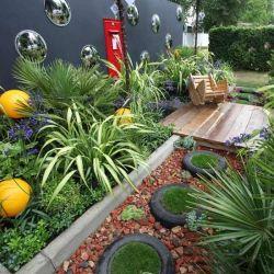 Поделки для огорода и сада – ваше творческое самовыражение