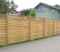 Как соорудить забор на даче своими руками