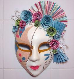 Как сделать маску красивой