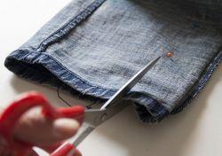 Стильный handmade: как из старых джинс сделать модные джинсы