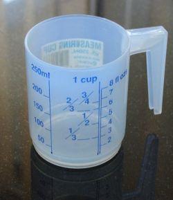 Сколько грамм в литре жидких и сыпучих продуктов