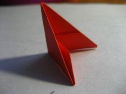Мастер-класс: оригами тигра из модулей