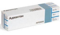 Медикамент «Адвантан» (мазь). Инструкция