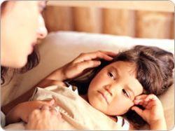 Почему появляется ацетон в моче у ребенка?