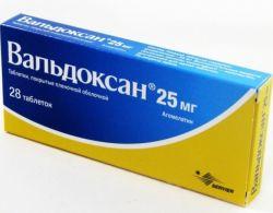 """Антидепрессант """"Вальдоксан"""": инструкция по использованию"""