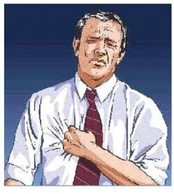 Боль в грудине справа: возможные причины