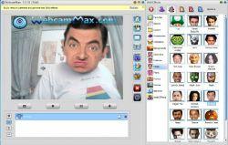 Прога для веб-камеры: искажение лица