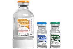 """Препарат """"Цефазолин"""": как разводить и применять?"""