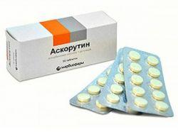 Препарат «Аскорутин». Показания к применению, состав и побочные действия
