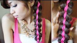 Как вплести ленту в косу? Плетение кос с лентой - схема, фото