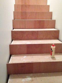 Как сделать лестницу своими