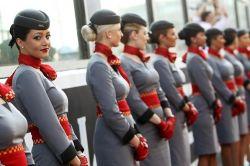 """Как стать стюардессой? Где учиться на стюардессу? Как стать стюардессой """"Аэрофлота""""?"""