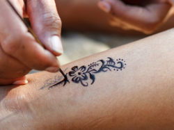 Татуировки хной. Как сделать временные татуировки хной