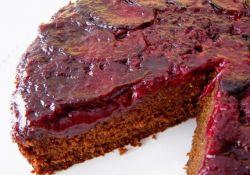 Пирог из слив: рецепт приготовления теста и начинки