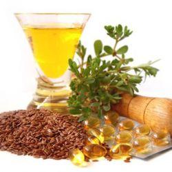 Льняное масло для похудения, способы применения капсул