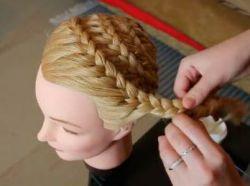 Как заплести косу вокруг головы? Виды и пошаговые инструкции