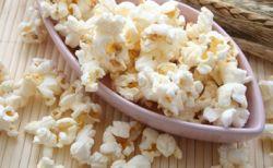 Попкорн: польза и вред. Воздушная кукуруза (попкорн): приготовление