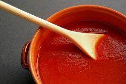 Соус из помидоров: рецепт. Как приготовить соус из помидоров на зиму?