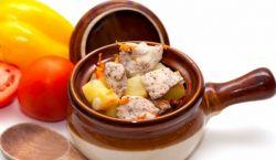 Рецепт охотничьих колбасок с грибами