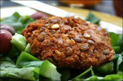 Котлеты из чечевицы. Вегетарианские котлеты из чечевицы - рецепт, фото