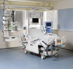 Кровать для лежачих больных. Функциональная кровать для лежачего больного