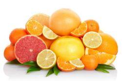 Цитрусовые фрукты: список, названия