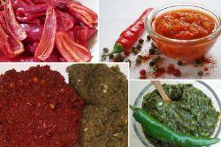 Аджика абхазская: рецепт, фото