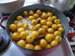 Яблоки моченые: рецепт приготовления. Моченые яблоки в банках: рецепт