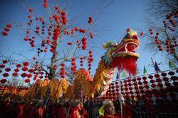 Китайский Новый год 2014, 2015