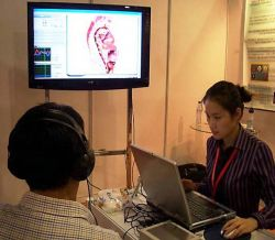 Компьютерная биорезонансная диагностика организма