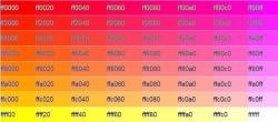 Пурпурный цвет - это какой? Цвета: таблица. Пурпурный цвет: фото