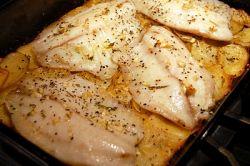 рецепты рыбы сик в духовке