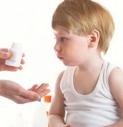 антибиотики при отите у детей аугментин