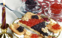 Новогодние закуски. Закуски к новогоднему столу: рецепты