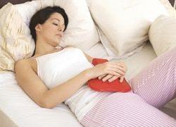 Застудила придатки: симптомы и лечение