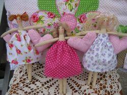 Куклы своими руками из колготок: современные игрушки с душой