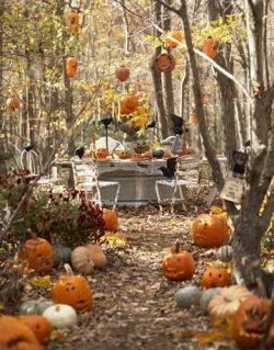 Оригинальные идеи для Хэллоуина