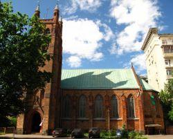 Англиканская церковь. Особенности англиканской церкви. Англиканская церковь в Москве