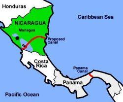 Панамский канал. Длина и ширина Панамского канала
