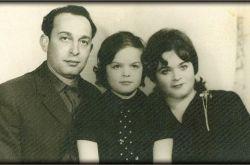 Семья и биография Долиной Ларисы